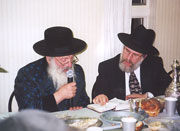 The Rebbe and Yona