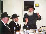 The Rebbe Speaking